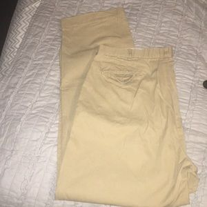Men's Khaki size 38 x 32